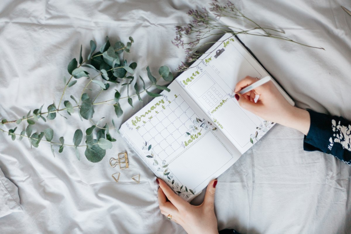 How & Why to Start a Bullet Journal forSelf-Care